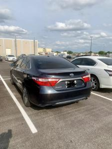 Toyota Camry SE 2015, 50K miles Fully Loaded