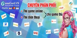 Thẻ game online tại gamecard.vn
