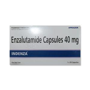 Indenza 40 mg Enzalutamide Viên nang