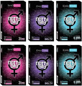 Bulk Variety Condom Packs | Buy NottyBoy Condoms – 500 Count